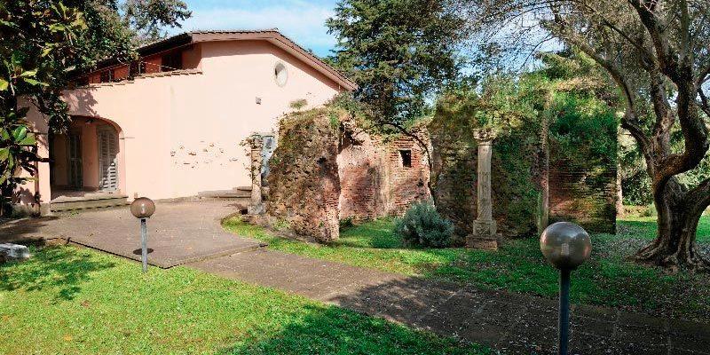 Il Mausoleo dei Cercenii in proprietà privata