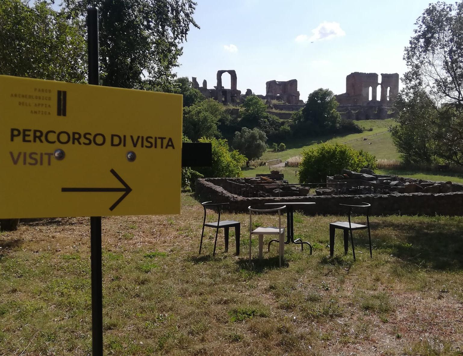 Riaprono i siti del Parco Archeologico