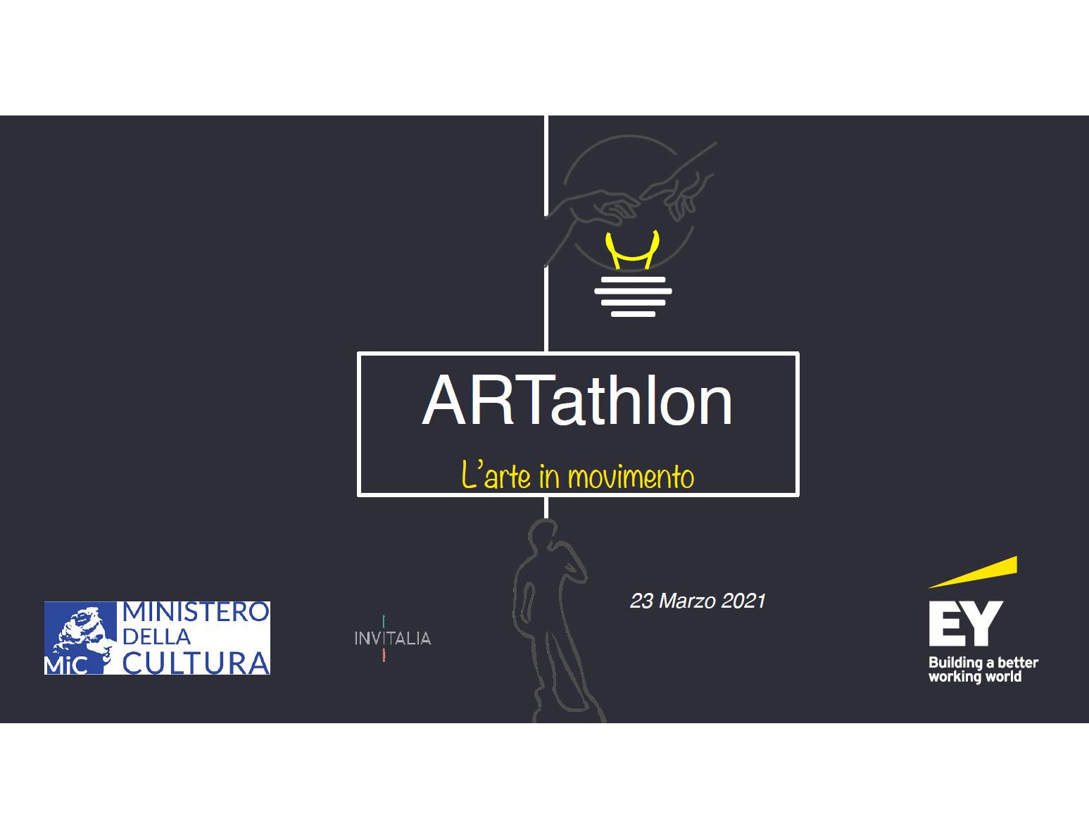 Si è concluso ieri ARTathlon: un percorso alla ricerca di soluzioni digitali innovative per musei e parchi archeogici