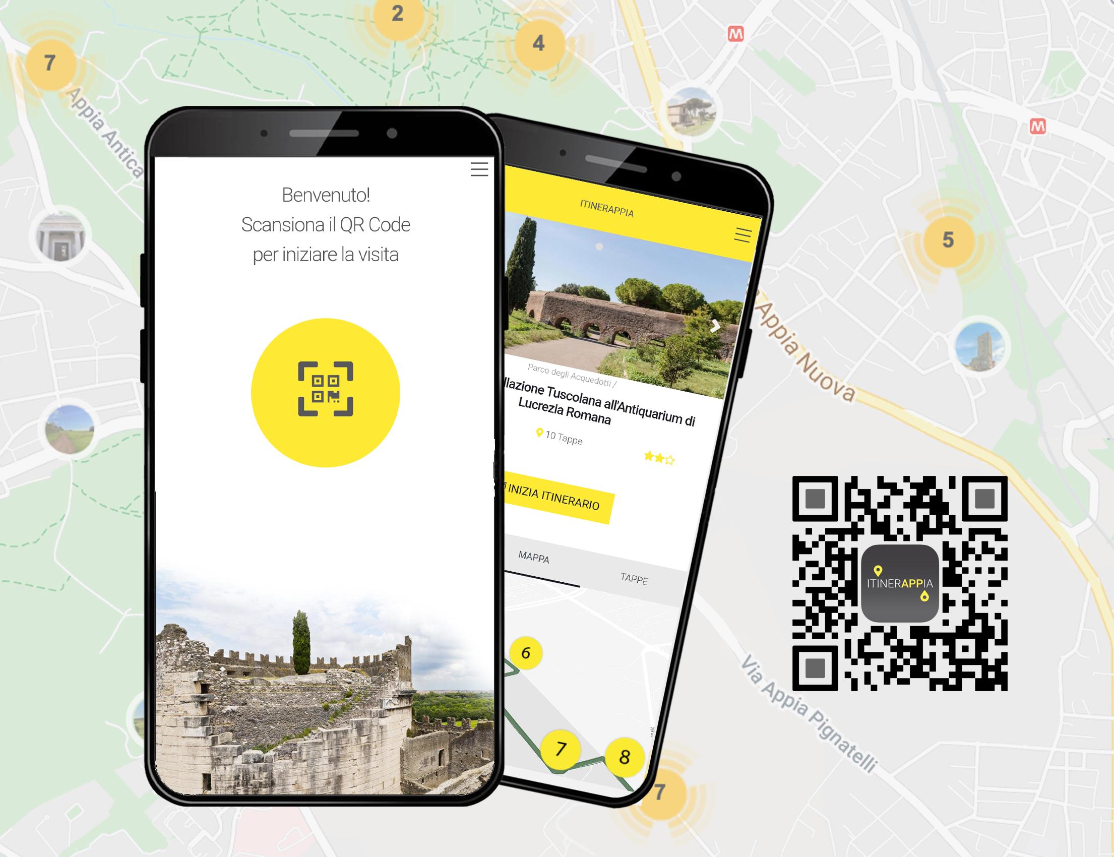 Lunedì 24 ore 11.00 presentazione online dei Progetti di Valorizzazione del Parco dell'Appia Antica