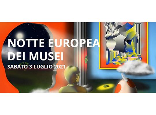 Sabato 3 luglio torna l'appuntamento con la Notte Europea dei Musei