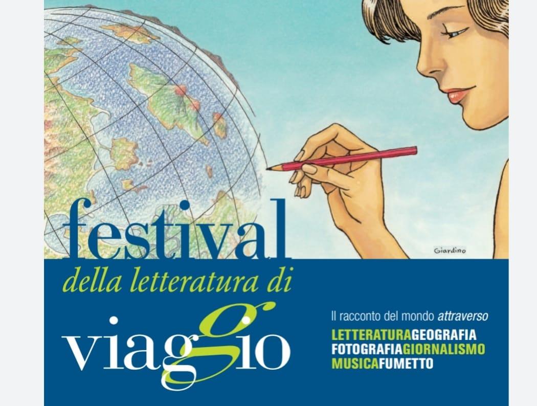 Domenica 12 settembre il Festival della Letteratura di Viaggio nel Complesso di Capo di Bove