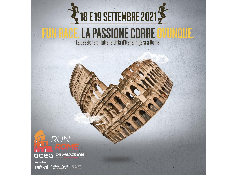 Acea Run Rome The Marathon: il Parco dell'Appia Antica apre i suoi tesori ai partecipanti. Dal 17 al 26 settembre 2021 ingressi illimitati ai monumenti e sconti sul nolo bici