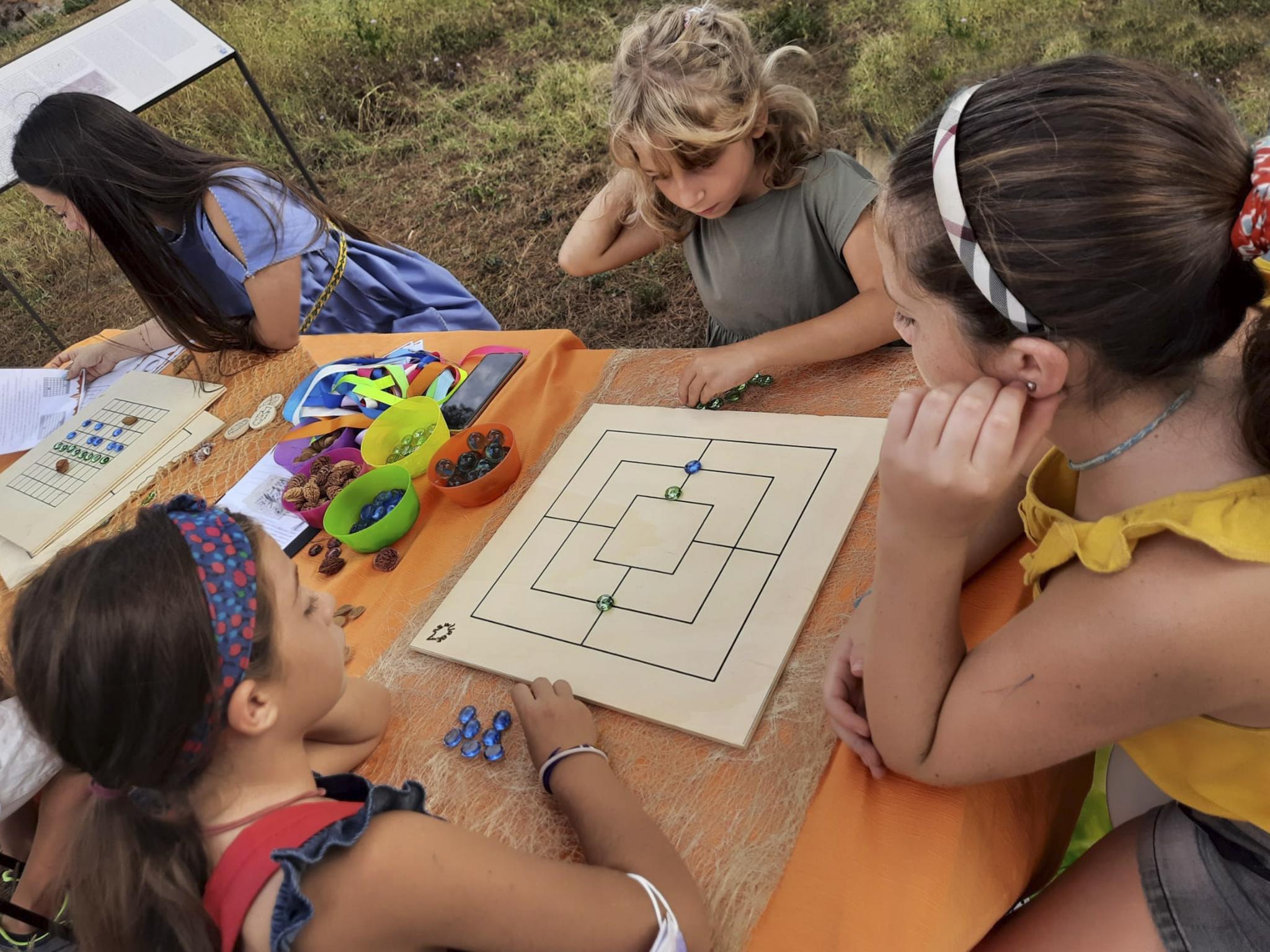 Il 1° novembre prende avvio 'AppiaPlay. La cultura come gioco'. Il primo progetto di crowdfunding del Parco